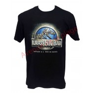 "T-shirt humoristique ""Jurass Hic Bar"""