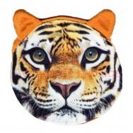 Porte-monnaie tête de Tigre
