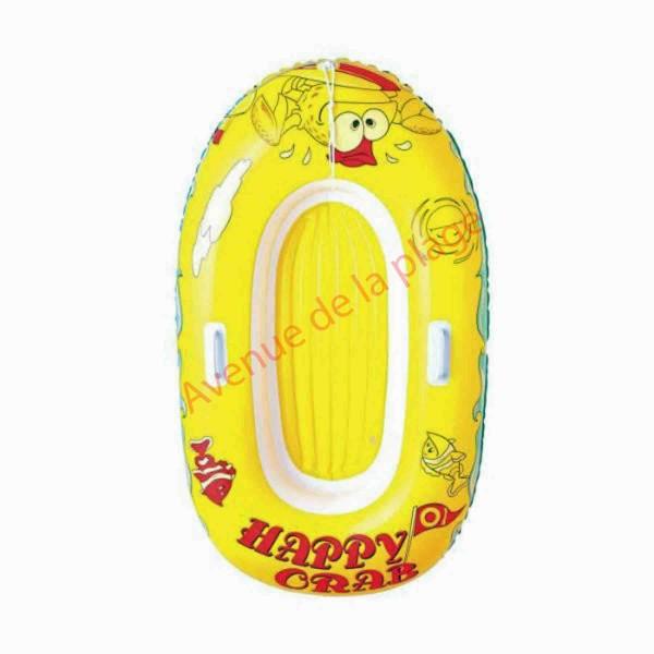 Bateau gonflable pneumatique 137 cm achat vente jouet plage pas cher - Bateau pneumatique enfant ...