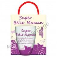 Mug sentiment Super Belle Maman