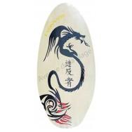 Planche de Skim Dragon tribal 104 cm