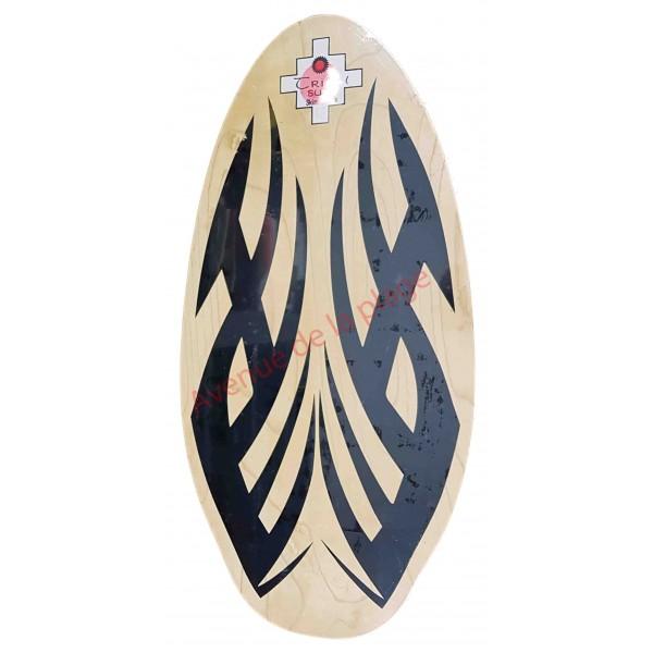planche de skim tribal surf 104 cm skim board pas cher. Black Bedroom Furniture Sets. Home Design Ideas