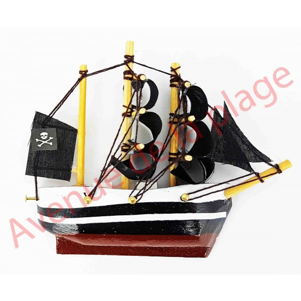 magnet voilier pirate aimant pour frigo pas cher. Black Bedroom Furniture Sets. Home Design Ideas