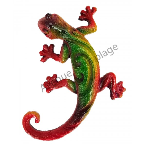 magnet salamandre aimant pour frigo pas cher. Black Bedroom Furniture Sets. Home Design Ideas