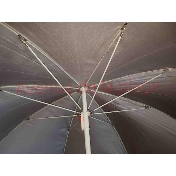 parasol de plage anti uv 50 multicolore 180 cm parasol pas cher. Black Bedroom Furniture Sets. Home Design Ideas