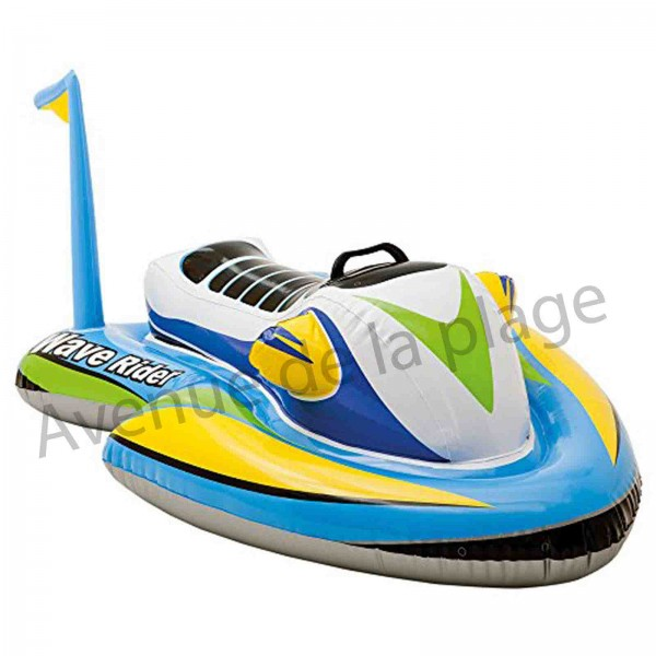 jet ski gonflable pour enfant jouet de plage pas cher. Black Bedroom Furniture Sets. Home Design Ideas