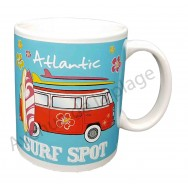 Mug Van de surfeur Atlantic