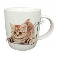 Mug chaton joueur