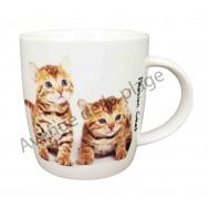 Mug deux chatons