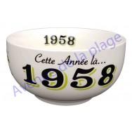 Bol année de naissance 1958