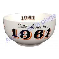 Bol année de naissance 1961