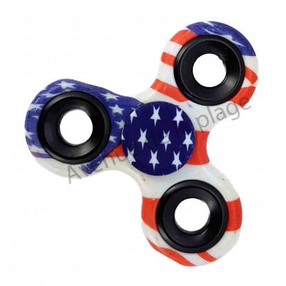 fidget hand spinner drapeau am ricain pas cher anti stress discount. Black Bedroom Furniture Sets. Home Design Ideas