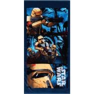 Serviette de plage Star Wars Clones