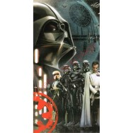 Star Wars - Serviette de plage Dark Vador et armée impériale