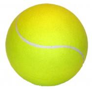 Balle de tennis géante