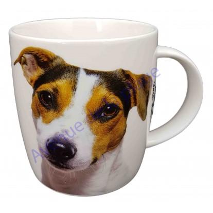 Mug chien Jack Russel