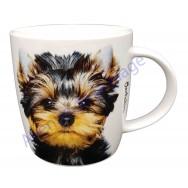 Mug chien Yorkshire nain