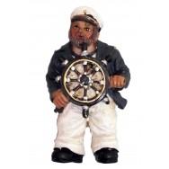 Magnet marin pêcheur 9 cm (4 modèles)
