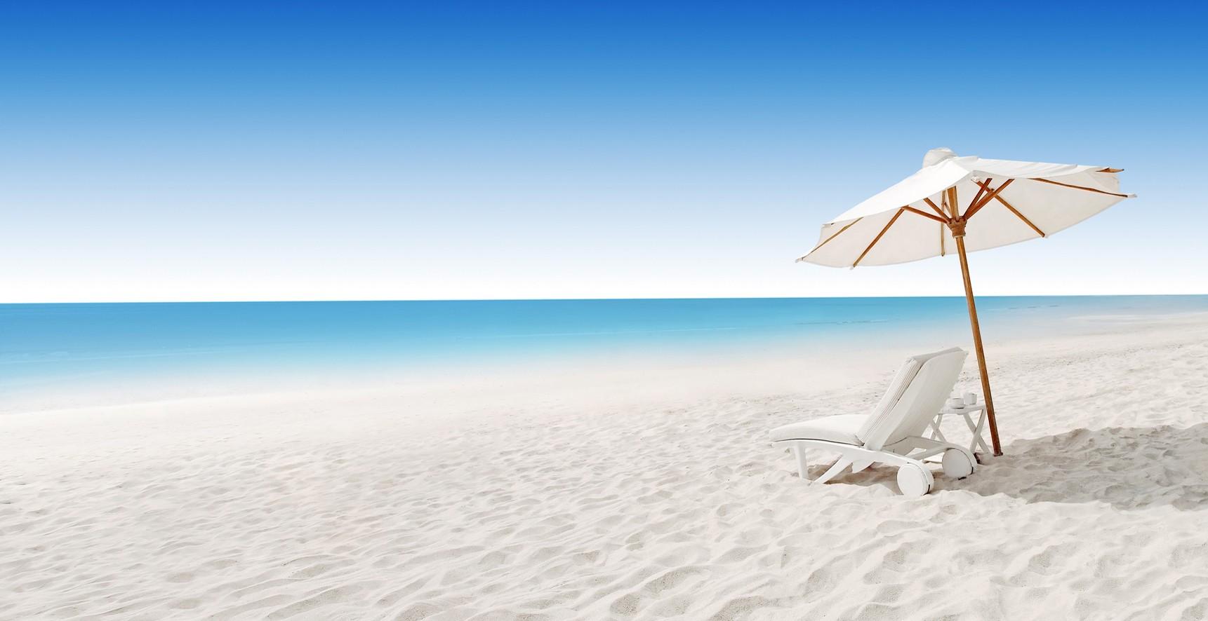 Une large gamme d'articles de plage en ligne.