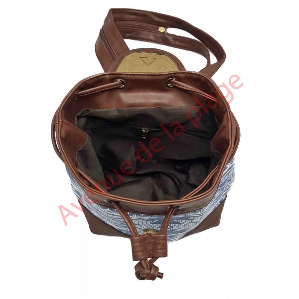 mini sac à dos azteque