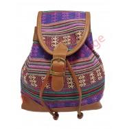 Mini sac à dos Maya violet