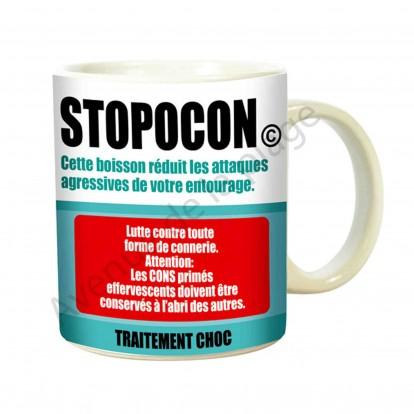 """Mug médicament """"Stopocon"""""""