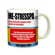 """Mug médicament """"Me-Stresspa"""""""