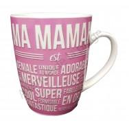 "Mug cadeau ""Ma Maman est..."""