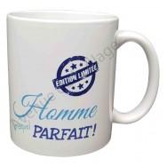 """Mug cadeau """"Homme Parfait"""""""