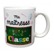 """Mug cadeau """"Ma Maîtresse"""""""