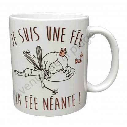 "Mug cadeau ""La Fée Néante"""