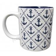 Mug ancres de bateau