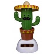 Figurine cactus solaire