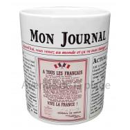 Mug Mon journal de naissance 1940