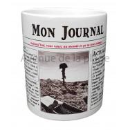 Mug Mon journal de naissance 1944