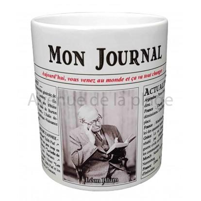 Mug Mon journal de naissance 1946