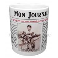 Mug Mon journal de naissance 1949