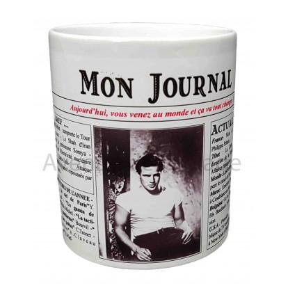 Mug Mon journal de naissance 1951