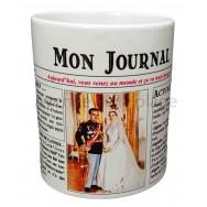 Mug Mon journal de naissance 1956