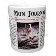 Mug Mon journal de naissance 1969