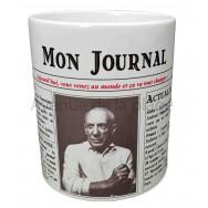 Mug Mon journal de naissance 1973
