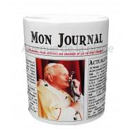Mug Mon journal de naissance 2005
