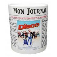 Mug Mon journal de naissance 2008