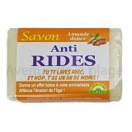 Savon humoristique Anti Rides