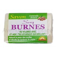 Savon humoristique Sexy Burnes