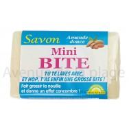 Savon humoristique Mini Bite