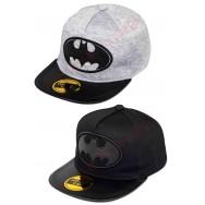 Casquette enfant Batman visière plate