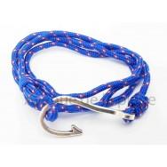 Bracelet Hameçon et corde