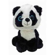 Peluche Panda aux yeux brillants