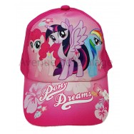Casquette Licorne Little Pony